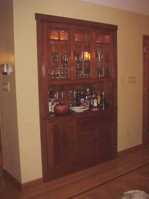 Built In China Cabinet Design Ideas  DecorPad